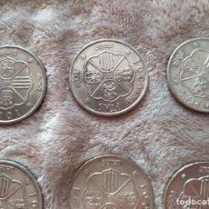 Cataloghi e Libri di Monete: 10 MONEDAS PLATA DE 100 PESETAS DE 1966. Lote 258310500