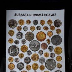 Catálogos y Libros de Monedas: CATALOGO SUBASTA AUREO. JUNIO 2021. Lote 261832850
