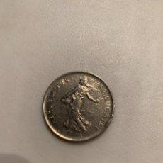 Catálogos y Libros de Monedas: 5 FRANCOS FRANCESES 1972. Lote 262451880