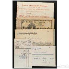 Catalogues et Livres de Monnaies: DOCUMENTOS Y VARIOS, LOTE 4 DOCUMENTOS. Lote 262523160