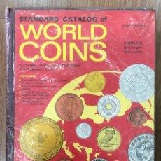 Catálogos y Libros de Monedas: WORLD COINS - STANDARD CATALOG OF WORLD COINS , 1982 EDITION /. MUNDI-3816. Lote 264147364