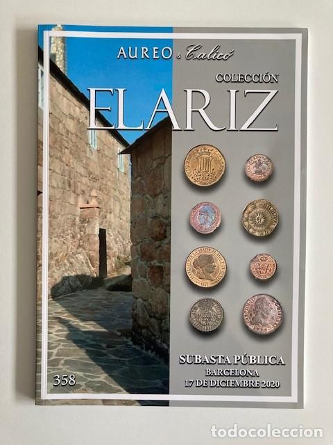 AUREO COLECCIÓN ELARIZ (Numismática - Catálogos y Libros)