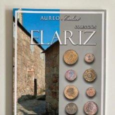 Catálogos y Libros de Monedas: AUREO COLECCIÓN ELARIZ. Lote 264206968