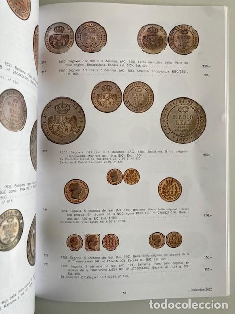 Catálogos y Libros de Monedas: AUREO COLECCIÓN ELARIZ - Foto 4 - 264206968
