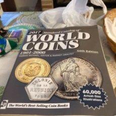 Catálogos y Libros de Monedas: LIBRO WORLD COINS. Lote 265850444