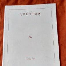 Catálogos e Livros de Moedas: SUBASTA 56 NAC ARS CLASSICA PIEZAS. Lote 267884144