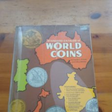 Catálogos y Libros de Monedas: CATÁLOGO MUNDIAL MONEDAS 1976 STANDARD CATALOG OF WORLD COINS - CHESTER L. KRAUSE - CLIFFORD MISHLER. Lote 270117448