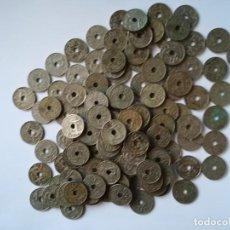 Catálogos y Libros de Monedas: LOTE DE MONEDAS DE 50 CENTIMOS DE 1949. Lote 280110598