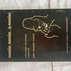 Catálogos y Libros de Monedas: LIBRO DE MONEDAS, MONEDAS… (Y MONEDAS). Lote 287808233