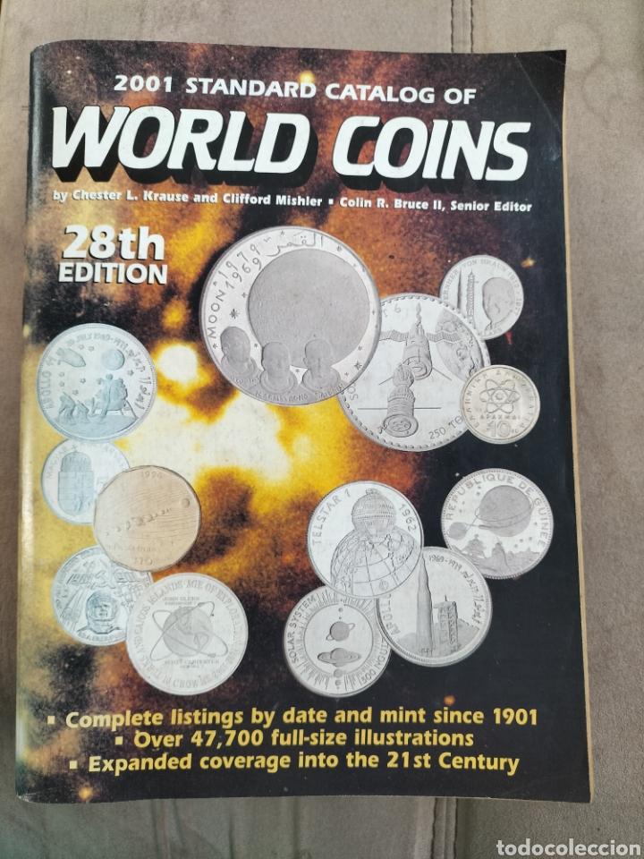 WORLD COINS (Numismática - Catálogos y Libros)
