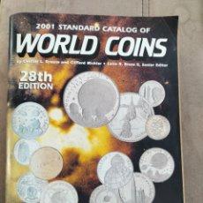 Catálogos y Libros de Monedas: WORLD COINS. Lote 288352913