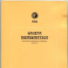 Catálogos y Libros de Monedas: GACETA NUMISMATICA NUMERO 118 AÑO 1995 ( CAT65 ). Lote 295552993