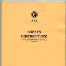 Catálogos y Libros de Monedas: GACETA NUMISMATICA NUMERO 126 AÑO 1997 ( CAT73 ). Lote 295593838