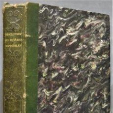 Catálogos y Libros de Monedas: 1852.- DESCRIPTIONS DES MONNAIES ESPAGNOLES, ET DES MONNAIES ETRANGERES. JOSE GARCIA DE LA TORRE. Lote 295927453