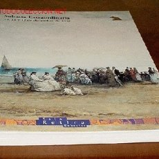 Catálogos publicitarios: SUBASTA EXTRAORDINARIA DE SALA RETIRO DICIEMBRE 2003. Lote 4853724