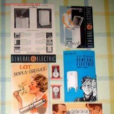 Catálogos publicitarios: 1155 – PUBLICIDAD ANTIGUA(3). Lote 21565072