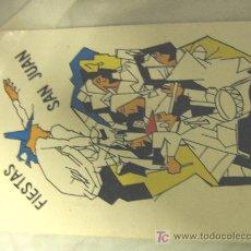 Catálogos publicitarios: PROGRAMA FIESTAS SAN JUAN EIBAR 1983. Lote 14090719