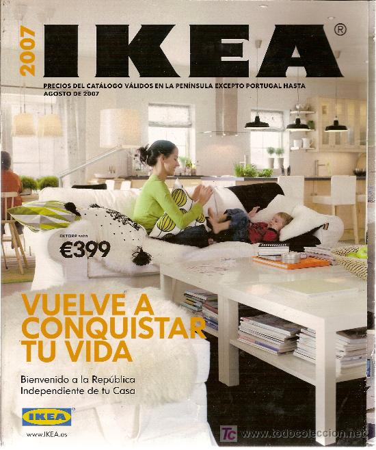Muebles y decoraci n cat logo ikea 2007 368 comprar for Catalogo de casa decoracion