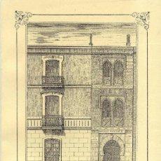 Catálogos publicitarios: GUIA DEL MADRILEÑO EN LOS BAÑOS ARABES DE LA CALLE VELAZQUEZ. MADRID 1887. FACSIMIL. Lote 194783258