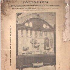 Catálogos publicitarios - TEJIDOS HIGIÉNICOS DE SEDA. 1897-1898. MADRID. - 17181890