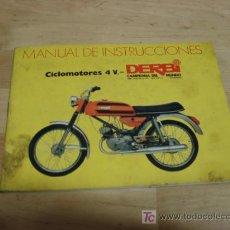Catalogo derbi comprar cat logos publicitarios antiguos for Catalogo derbi