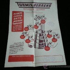 Catálogos publicitarios: LA SUPER-COCOTTE SEB MAGEFESA . Lote 8454928