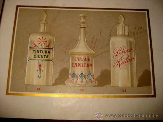Catálogos publicitarios: ANTIGUO CATALOGO DE BOTAMENES PARA FARMACIAS - JUAN GIRALT LAPORTA - BARCELONA - MADRID - CATALOGO D - Foto 8 - 26892029