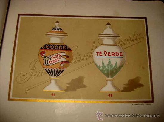Catálogos publicitarios: ANTIGUO CATALOGO DE BOTAMENES PARA FARMACIAS - JUAN GIRALT LAPORTA - BARCELONA - MADRID - CATALOGO D - Foto 10 - 26892029