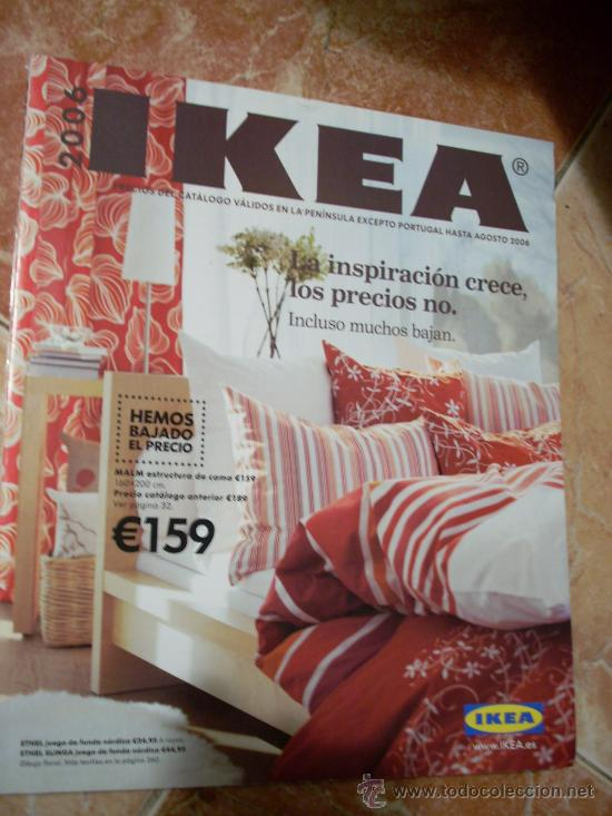 Muebles y decoraci n cat logo ikea enero agos comprar for Catalogo ikea on line