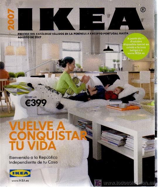 Catálogo Ikea 2007 362 Pp Buy Old Advertising Catalogs At