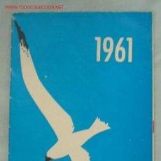 Catálogos publicitarios: PUBLICIDAD CRUCEROS DE VERANO. Lote 3020389