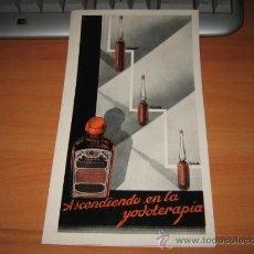 Catálogos publicitarios: ASCENDIENDO EN LA YODOTERAPIA. Lote 9914521
