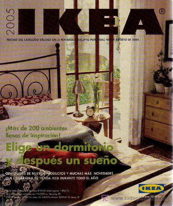 Cat logo ikea 2005 comprar cat logos publicitarios antiguos en todocoleccion 10312390 - Catalogo ikea 2008 ...