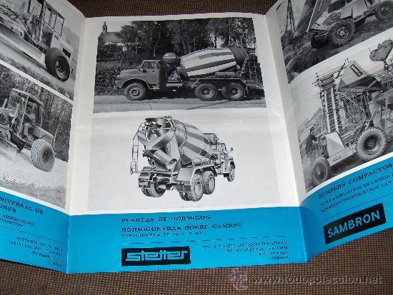 Catálogos publicitarios: INCOMA. INDUSTRIAL Y COMERCIAL DE MAQUINARIA SA. FERIAS DE 1967. - Foto 2 - 26074215