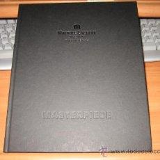 Catálogos publicitarios: CATALOGO DE RELOJES MAURICE LACROIX SWITZERLAND . Lote 26285731