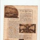 Catálogos publicitarios: HOJA PUBLICIDAD.AÑO1934.TENERIFE.GRAN HOTEL TAORO.PUERTO DE LA CRUZ.ISALAS CANARIAS.. Lote 11295630