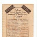 Catálogos publicitarios: HOJA REPORTAJE PUBLICIDAD.AÑO1934.VIUDA DE ANTONIO MARRERO PEREZ.ANTOMAR.OLONAM.LAS PALMAS.CANARIAS.. Lote 11298691