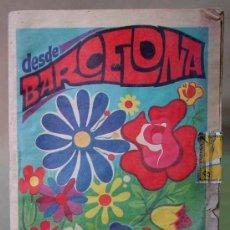 Catálogos publicitarios: CATALOGO VENTA POR CORREO DISTRIBUIDORA NAVER BARCELONA 1971. Lote 12426082