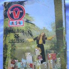 Catálogos publicitarios: CATÁLOGO Nº 7 VALISPAR. Lote 13521535