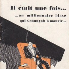 Catálogos publicitarios: PS3250 FOLLETO PUBLICITARIO DEL CABARET 'PIGALL'S' DE PARÍS.. Lote 13731107