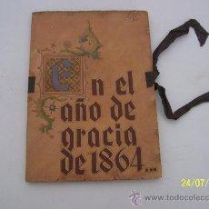 Catálogos publicitarios: DESTILERIAS ESCAT, BARCELONA-ESPAÑA-CREACIONES BOR- CON 15 ANUNCIOS DOBLES-1948. Lote 26990405