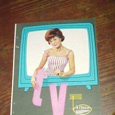 Catálogos publicitarios: TV ANGLO. PUBLICIDAD HOJA DE REVISTA AÑO 1961. TAMAÑO: 19 X 13 CM.. Lote 14590195
