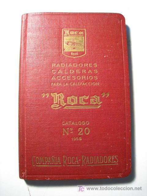 Roca catalogo radiadores calderas y accesori comprar for Catalogo de radiadores