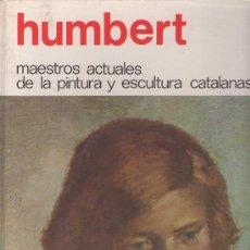 Catálogos publicitarios: HUMBERT.