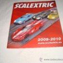Catálogos publicitarios: CATALOGO DE ESCALEXTRIC 2009-2010. Lote 23248647
