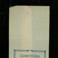 Catálogos publicitarios: BOLSA DE PUBLICIDAD ANTIGUA. CONFITERIA E. BACIGALUPI. SANTANDER. 1930.. Lote 17723108