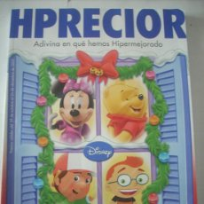 CATALOGO JUGUETES HIPERCORD 2009