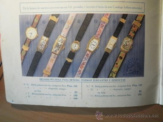 Catálogos publicitarios: ALBUM PUBLICITARIO ALMACENES JORBA AÑOS 30 - Foto 2 - 20748802