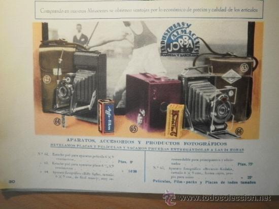 Catálogos publicitarios: ALBUM PUBLICITARIO ALMACENES JORBA AÑOS 30 - Foto 4 - 20748802