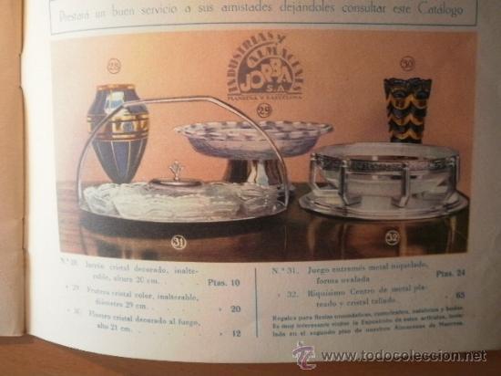 Catálogos publicitarios: ALBUM PUBLICITARIO ALMACENES JORBA AÑOS 30 - Foto 5 - 20748802